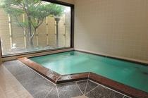 旅館内湯浴場