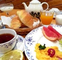 ■朝食のお飲み物