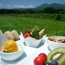 那須の恵朝食