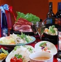 ■ディナー