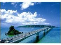 古宇利島と大橋