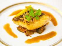 ■イタリアン コース一例 ※季節によってお食事内容が変更いたします。