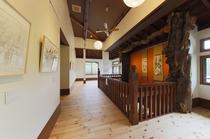 3号館ギャラリー2階
