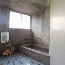 *女性用共同浴場:清潔さを保つように心がけております