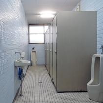 *別館の共同トイレ