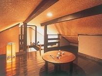 西山荘 ロフト