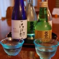 ■地酒冷酒一例