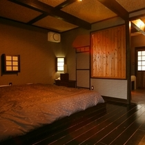 ■離れ西山荘ベッドルーム