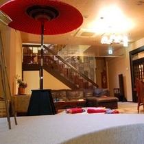■フロントロビー番傘