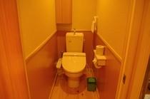 ヲシュレットのトイレ