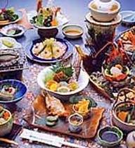 夕食(味覚プラン)