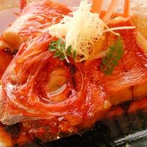 金目鯛の煮付け 2,000~2,500円位