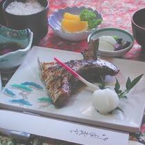 焼き魚膳 1,800円