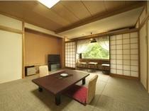 和室の一例です。