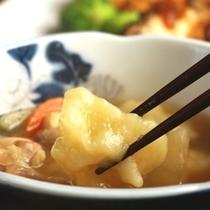 料理_夕食_すいとん (1)