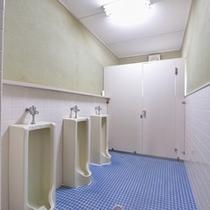 *共有スペース(お手洗い)/清潔を心掛けたお手洗いスペース。こちらをご利用下さい。