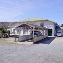 *錦浜に程近い、アットホームに寛げる小さな宿。壱岐で水揚げされた新鮮な海の幸をご堪能下さい。