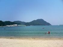 柴山海水浴場