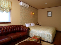 King Size Double Bed Room