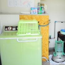 洗濯400円(洗剤は無料です♪)