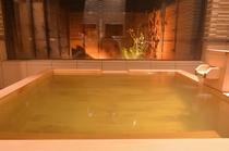 ☆2016年3月オープン☆新設貸切風呂『椿の湯』。専用のお庭を眺めてごゆっくり♪