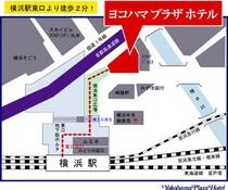 ホテル案内図1