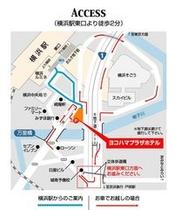 ホテル案内図2