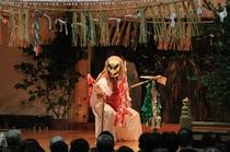 高千穂の夜神楽(よかぐら)
