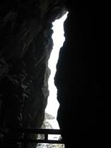 鵜戸神社の昇り竜