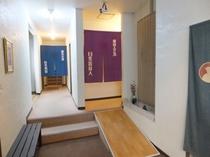 1階大浴場入口
