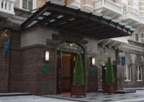 ホテル正面玄関