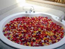 沢桔梗 お風呂