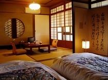 京間10畳半部屋