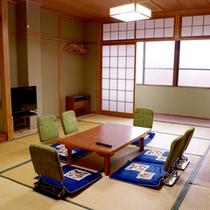 【和室12〜15畳一例】大人数のグループさん・ファミリーさんに最適!広々としたお部屋です。