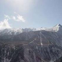 冬・大雪山