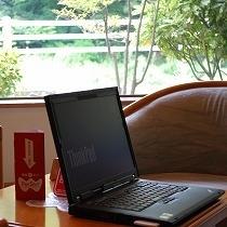 客室・ロビーでインターネット(Wi-Fi)接続可