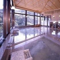 男性大浴場(月の湯)