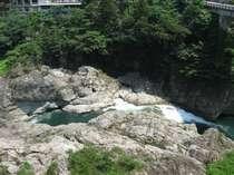鬼怒川の自然