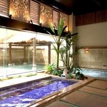 ■天然温泉施設「ヒブラン」入浴チケット付■