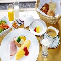 ■朝食 〜洋〜■