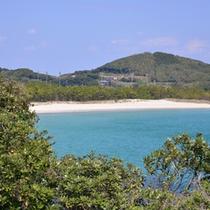 *【宿周辺の景色】美しい海と自然をを感じていただける宿です