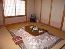 ゆったりとした和風のお部屋です。