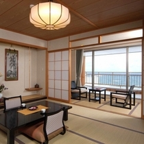 ☆海側和室