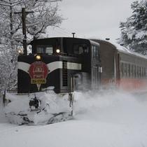 <周辺・景観>五所川原津軽鉄道ストーブ列車