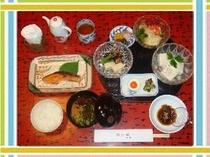 =朝ごはん/夏バージョン=京都らしい味付けで、家庭的なメニューでご用意します・・・