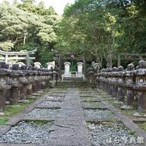 *施設周辺/萩の歴史、城下町の情緒が色濃くのこったまちです。