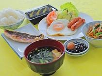 【朝食】心のこもったご朝食を提供いたします☆