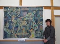 琴引浜鳴き砂文化館に展示されてます。