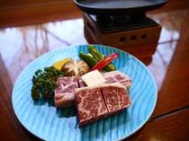 一品料理 味彩牛ステーキ180g