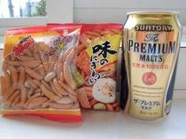 ザ・プレミアムモルツ+おつまみ♪(1袋)